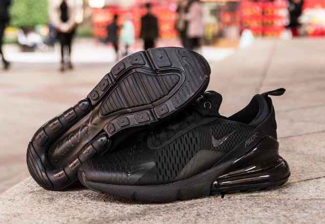 new styles d9026 671dd Lin Nike Air max 270 Triple Black | China Haul