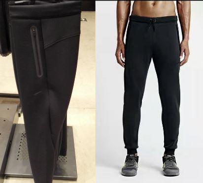 0767961da253 Nike Dri Fit Trackies Black 1