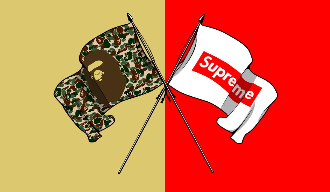 Supreme Collaboration Highlights