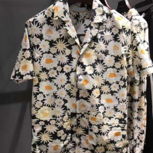 Burberry Floral Shirt