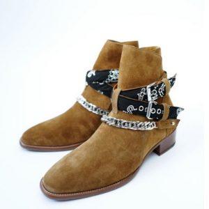 Amiri Bandana Boot