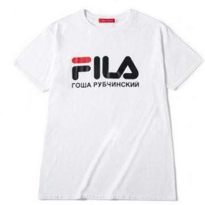 Gosha Rubchinskiy x FILA Logo Tee
