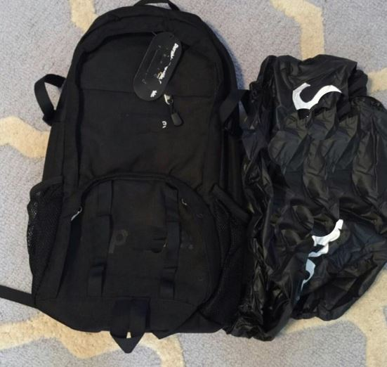 Supreme SS15 Backpack - China Haul