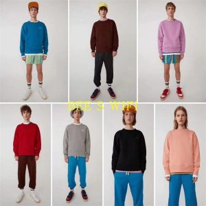 Acne Studios Basic Multicolored Sweaters