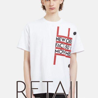 Raf Simons New Order T-Shirt