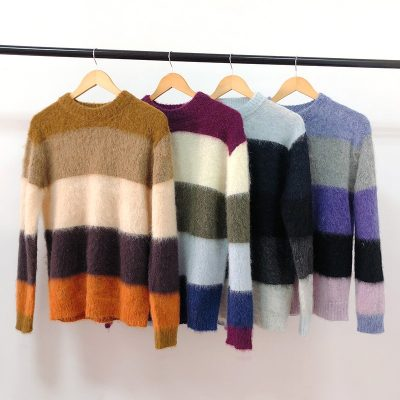 Acne Studios Albah Mohair-Blend Sweater v2