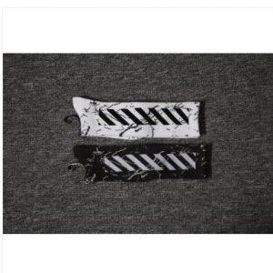 2x Off White Socks